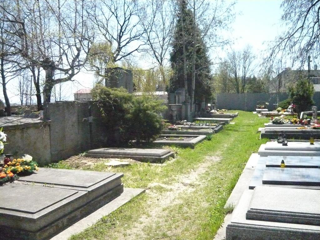 Cintorín Spišská Sobota foto