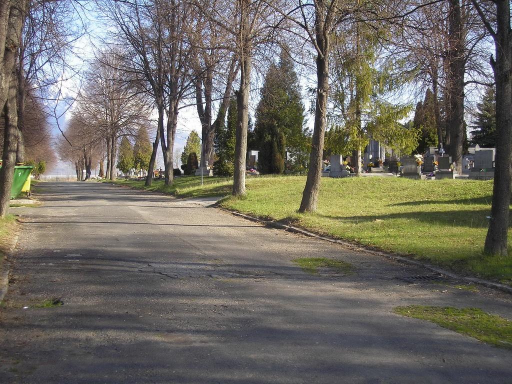 Cintorín Veľká foto